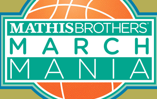 Mathis Brothers March Mania Campaign